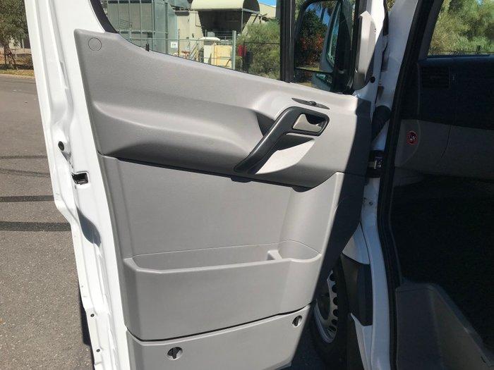2012 Mercedes Benz 313 CDI Sprinter 313CDI LWB White