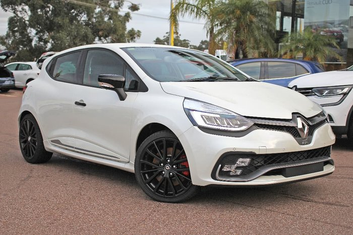 2017 RENAULT CLIO R.S. 200 CUP IV B98 Phase 2 White