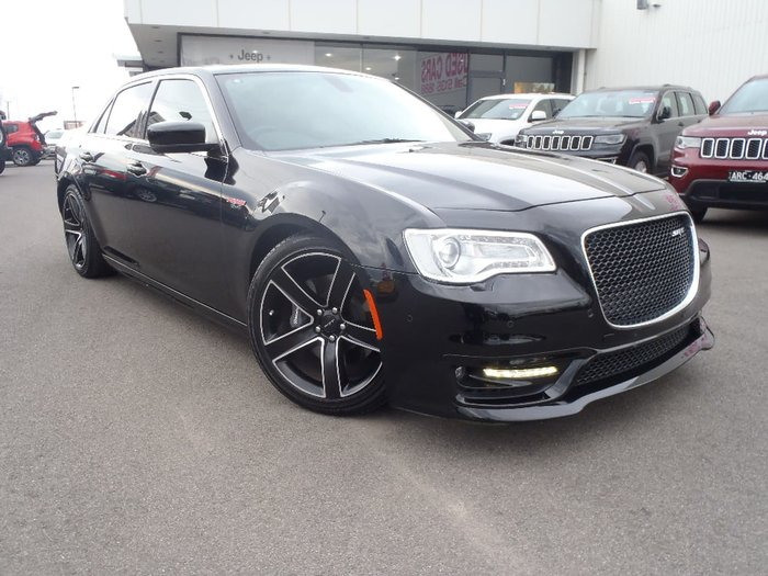 2015 CHRYSLER 300 SRT CORE LX Black