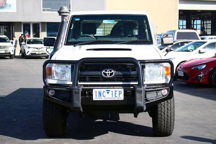 2011 Toyota LC Military