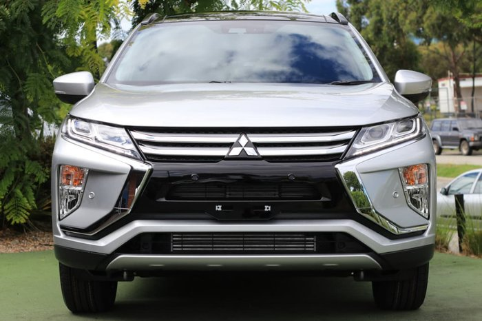 2018 MITSUBISHI ECLIPSE CROSS EXCEED YA Silver