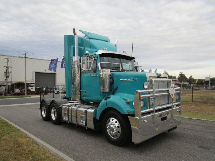2011 Western Star 4864FX