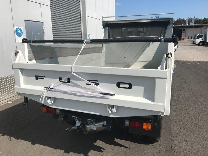 2017 Fuso Canter 515 FEA61BR3SFAC White