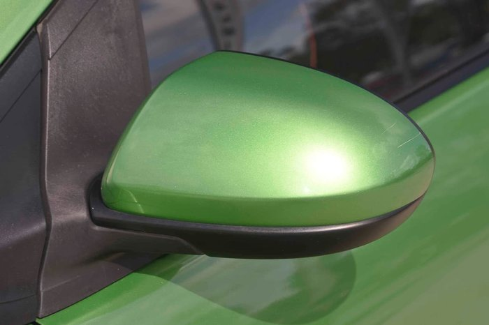 2012 MAZDA 2 GENKI DE Series 2 Green