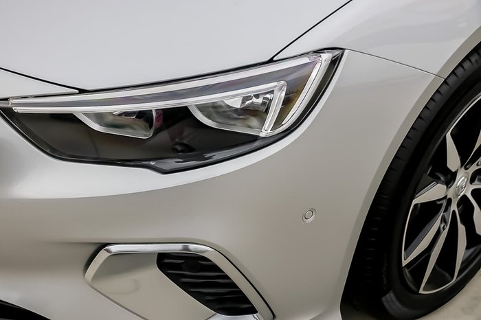 2017 HOLDEN COMMODORE RS ZB Silver