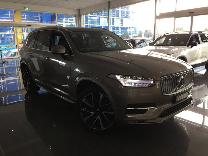 2019 Volvo Xc90 D5 Inscription L Series MY20 PEBBLE GREY