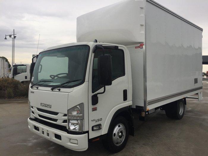 2018 Isuzu NNR 45 150 NNR 45-150 AMT MWB