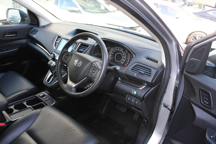 2017 HONDA CR-V VTI-L RM Series II Silver
