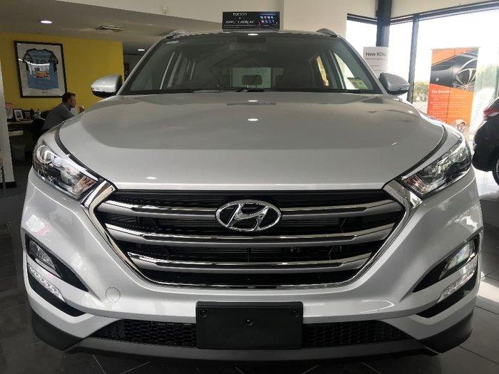 2017 HYUNDAI TUCSON ELITE TL2 Silver