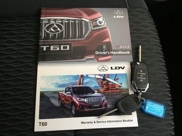 2018 LDV T60 PRO SK8C