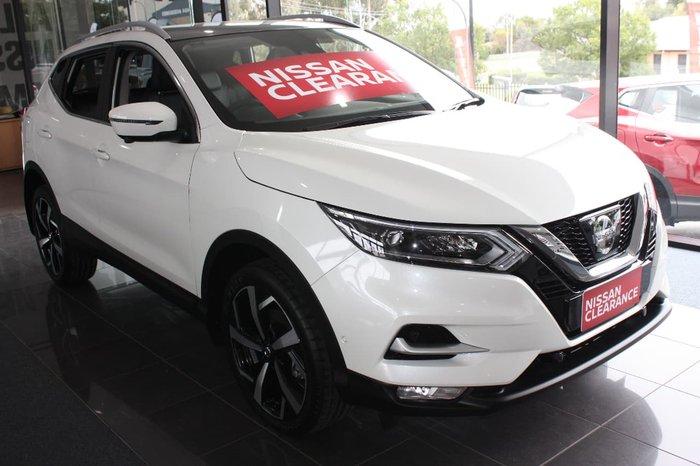 2017 NISSAN QASHQAI N-TEC J11 Series 2 White