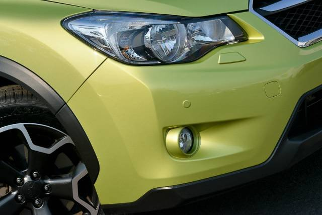 2015 SUBARU XV 2.0I-S G4X MY15 GREEN