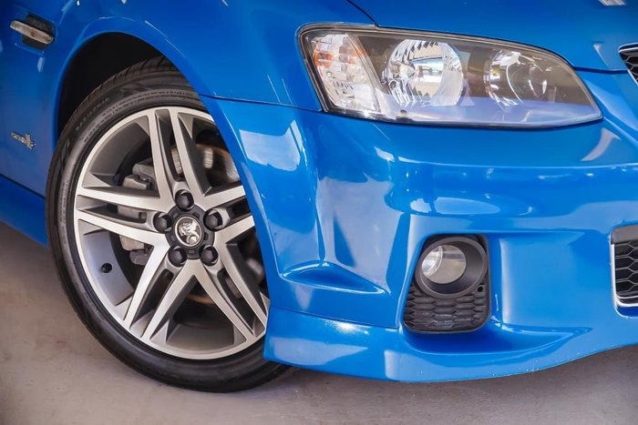 2012 HOLDEN COMMODORE SS VE Series II Blue