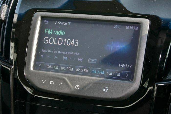 2016 HOLDEN COLORADO Z71 DUAL CAB RG MY16 WHITE
