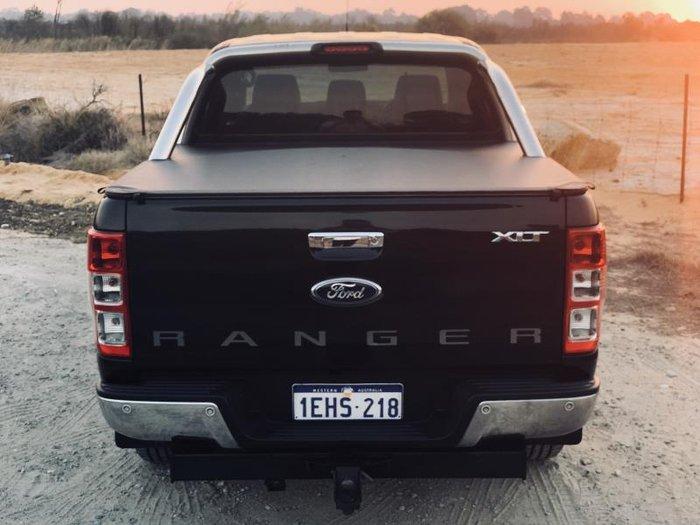 2011 FORD RANGER XLT 3.2 (4x4) PX BLACK