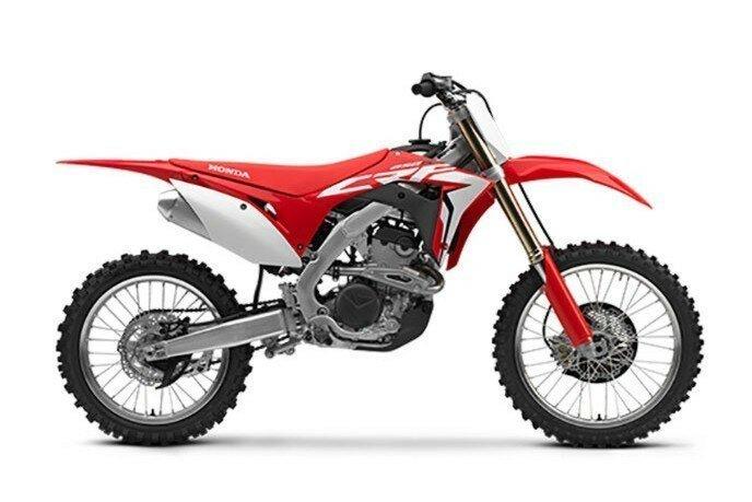 2018 Honda 2018 CRF250R