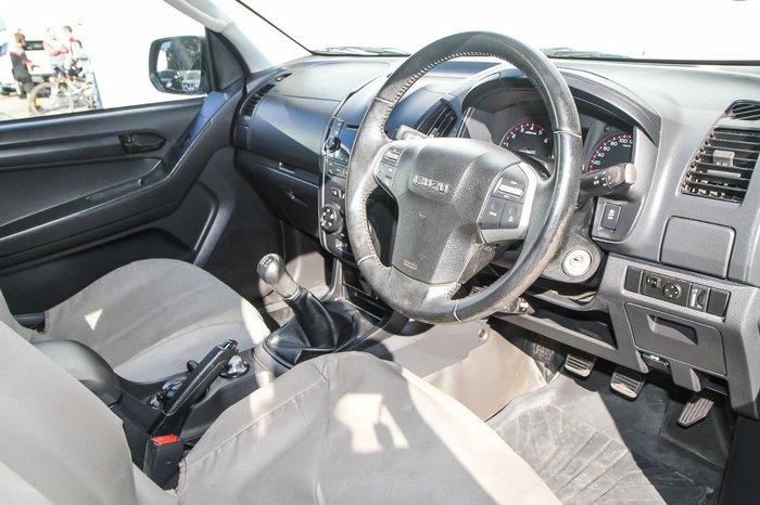 2015 ISUZU D-MAX SX (No Series) Grey