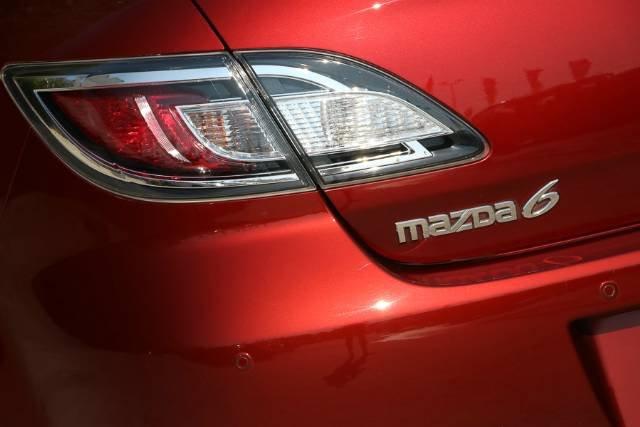 2012 MAZDA 6 TOURING GJ1031 MAROON