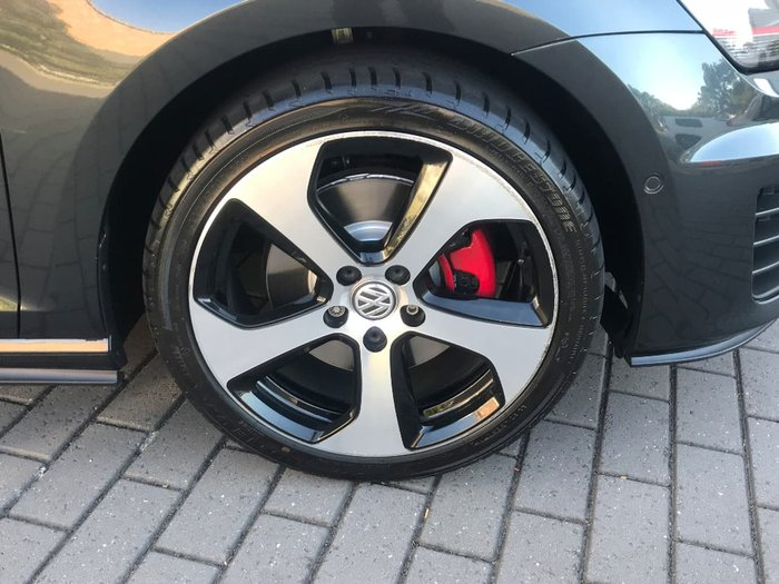 2016 VOLKSWAGEN GOLF GTI 7 Grey