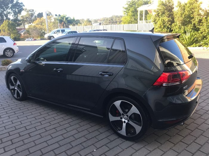 2016 VOLKSWAGEN GOLF GTI 7 Grey