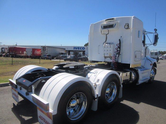 2008 Kenworth T408