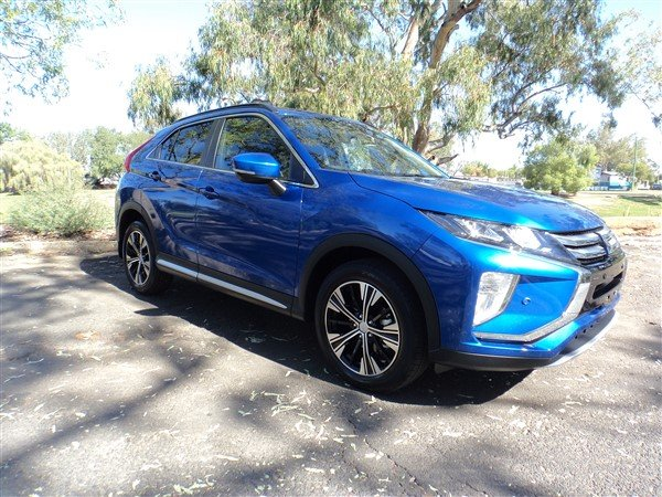 2019 Mitsubishi Eclipse Cross LS YA MY19 LIGHTNING BLUE