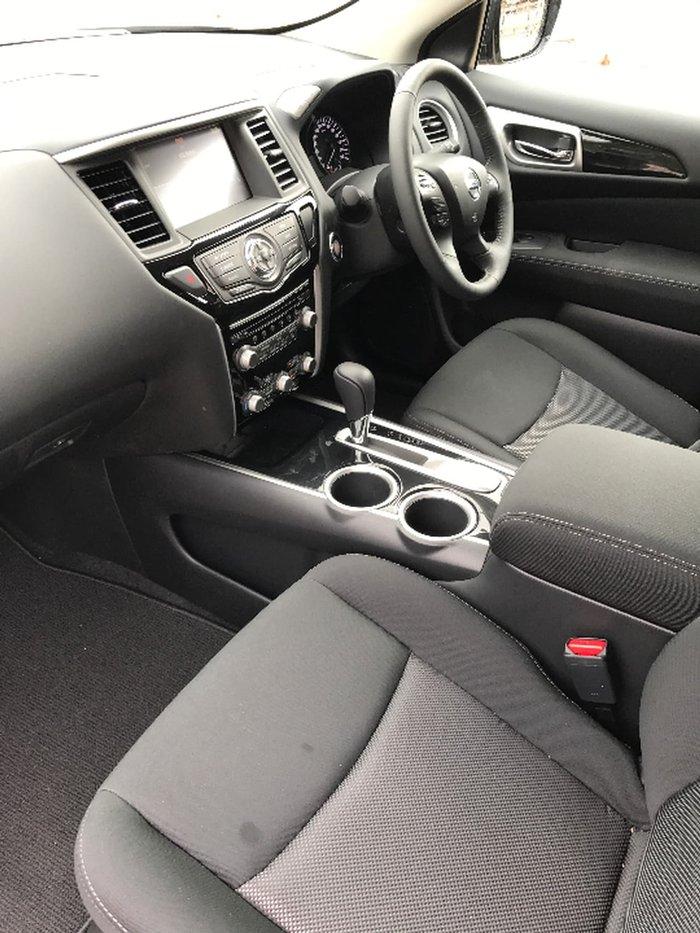 2017 NISSAN PATHFINDER ST R52 Series II Grey