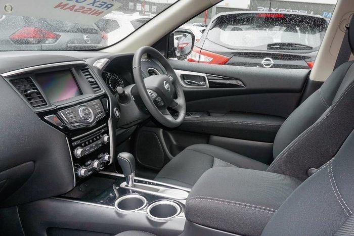 2017 NISSAN PATHFINDER ST R52 Series II Black