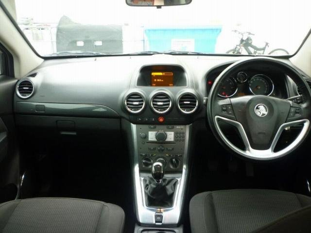 2012 HOLDEN CAPTIVA