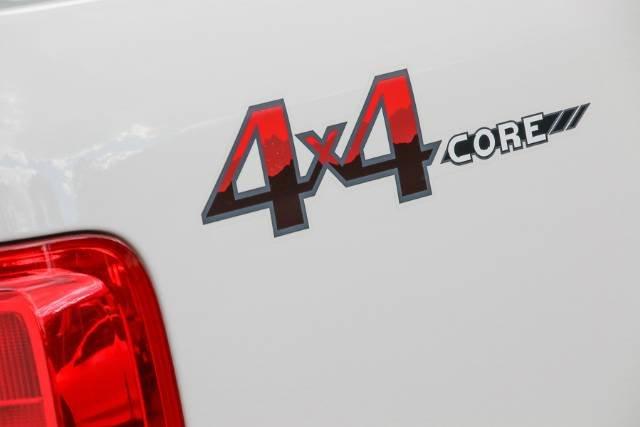 2018 VOLKSWAGEN AMAROK TDI400 CORE DUAL CAB 2H MY17 CANDY WHITE