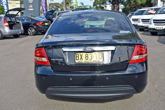 2013 FORD FALCON XT FG MkII Black