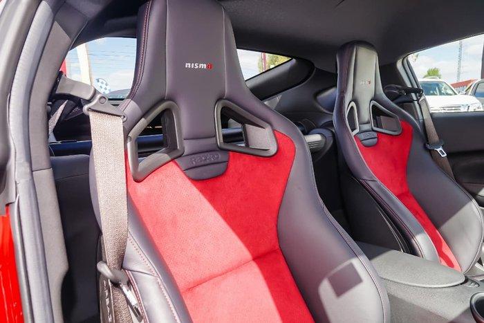 2017 NISSAN 370Z NISMO Z34 Red