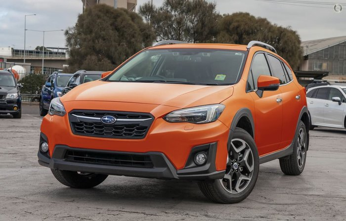 2018 SUBARU XV 2.0I-S G5X Orange