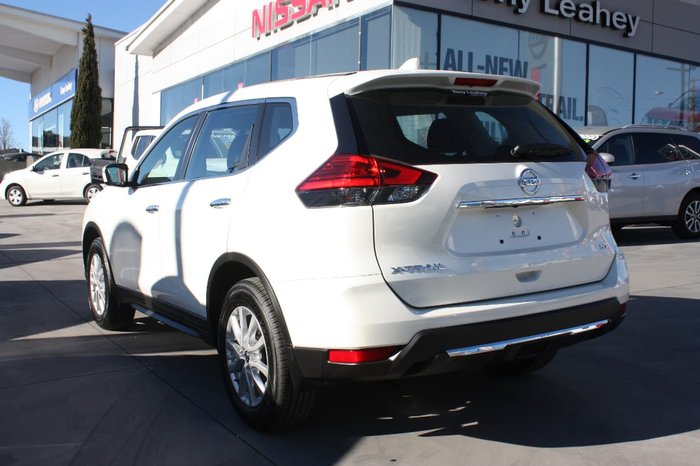 2017 NISSAN X-TRAIL ST T32 Series II White