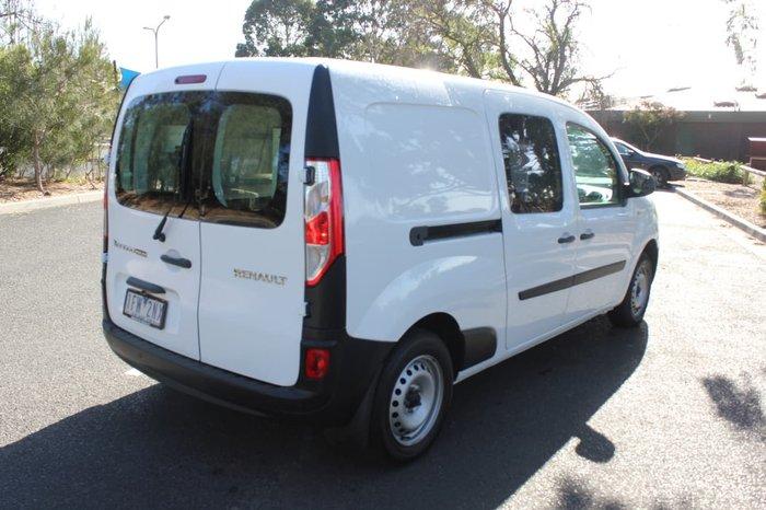 2015 RENAULT KANGOO MAXI F61 Phase II White