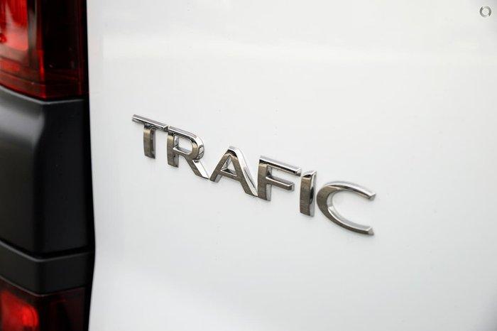 2017 RENAULT TRAFIC 85kW X82 White