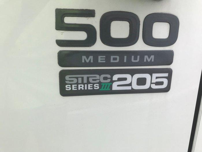 2011 Isuzu FRR500 FRR500 WHITE