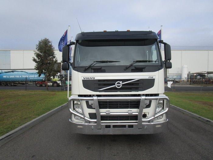 """2012 Volvo FM450 MK2 450HP """"I"""" SHIFT TRANS"""