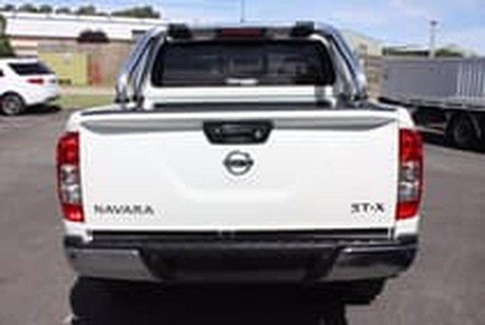 2017 NISSAN NAVARA ST-X D23 Series 3 White