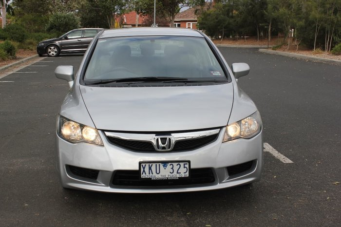 2010 HONDA CIVIC VTI-L 8th Gen Silver