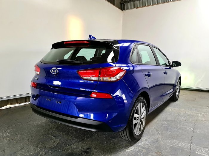 2019 Hyundai i30 Active PD2 MY20 BLUE