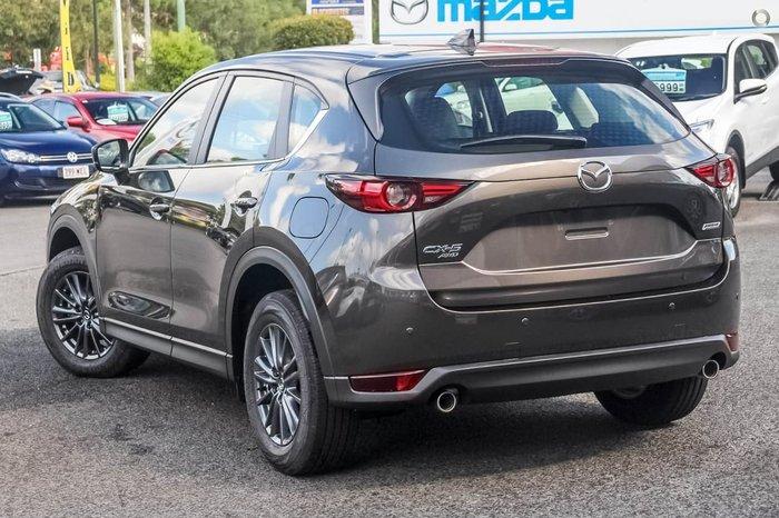 2018 MAZDA CX-5 TOURING KF Series Bronze