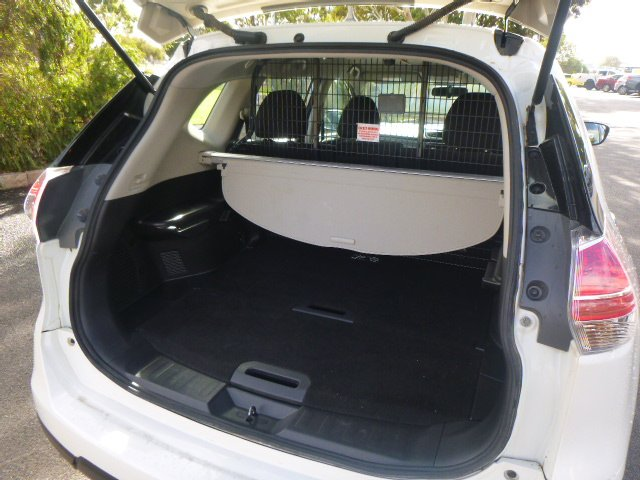 2015 NISSAN X-TRAIL ST T32 WHITE
