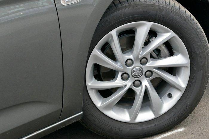 2018 Holden Astra LS BK MY18 COSMIC GREY