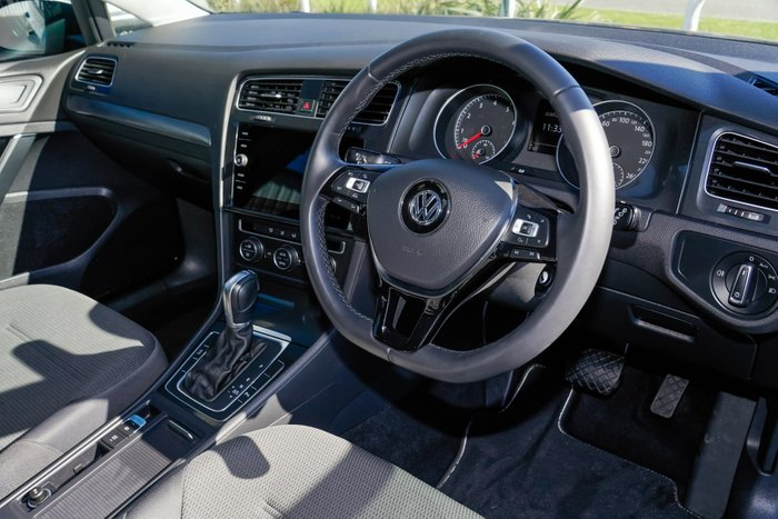 2018 Volkswagen Golf 110TSI Comfortline 7.5 MY18 INDIUM GREY METALLIC