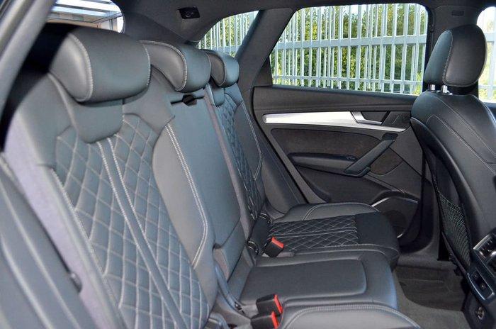 2017 AUDI SQ5 FY Grey