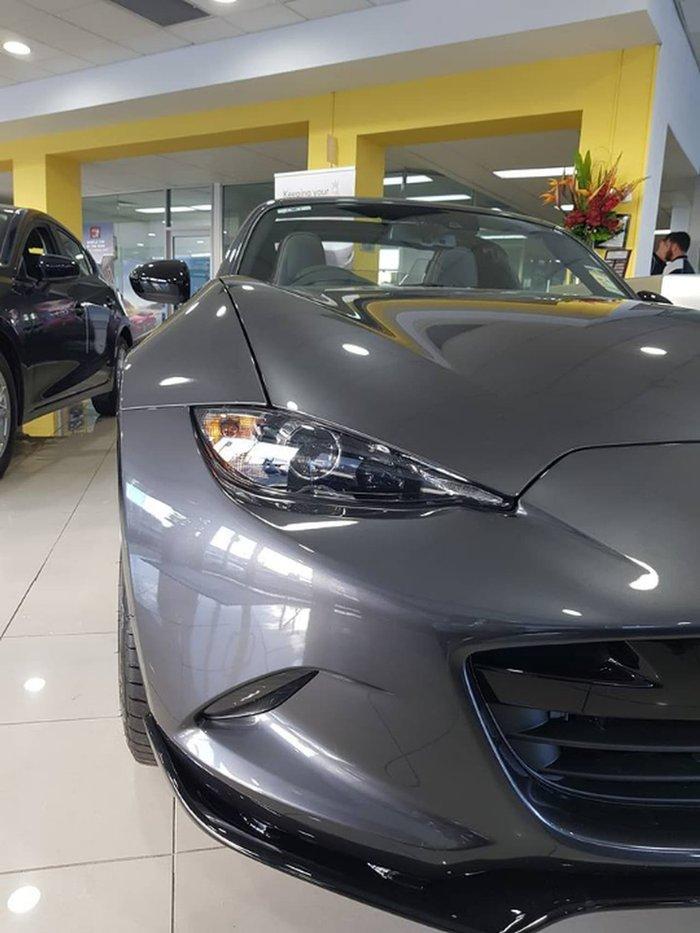 2018 MAZDA MX-5 LIMITED EDITION ND Grey
