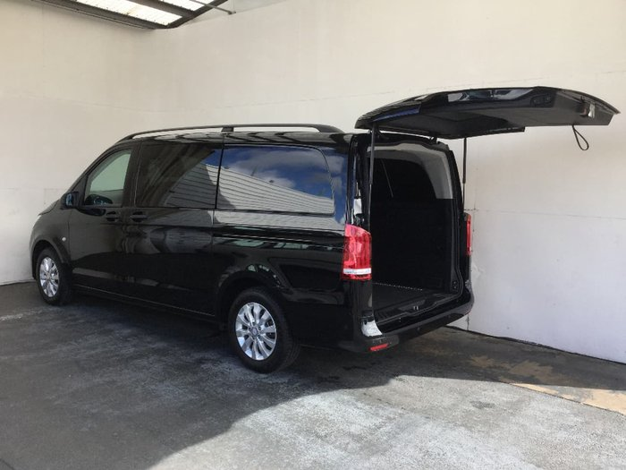 2017 MERCEDES-BENZ VITO 114BLUETEC 447 Black