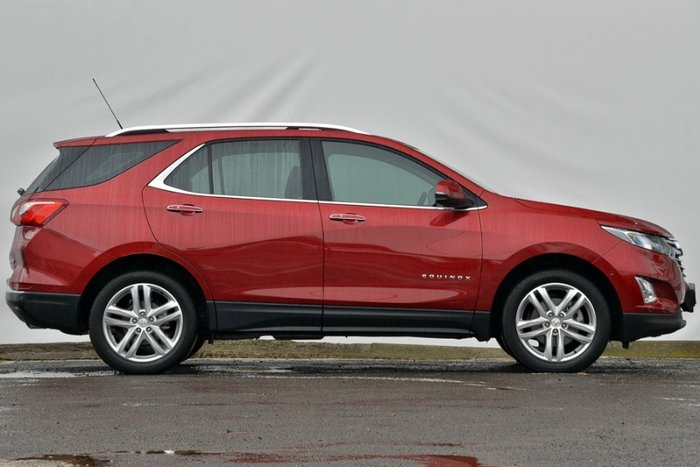 2017 HOLDEN EQUINOX LTZ-V EQ MY18 GLORY RED