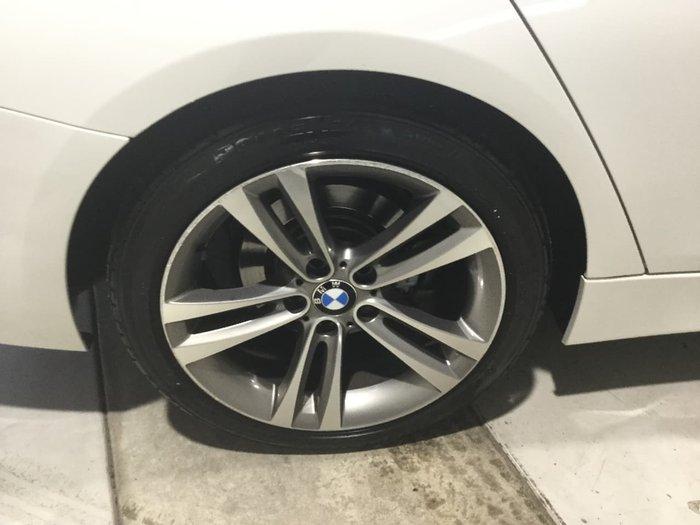 2014 BMW 320D SPORT LINE F30 White